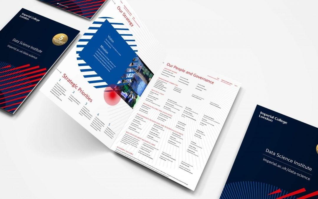 Imperial College London – Data Science Institute Brochure