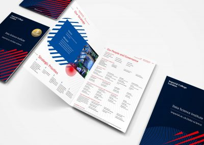 Imperial College London – Data Science Institute Brochure
