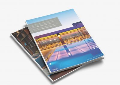Wyndham Hotels – EMEA Brochure design