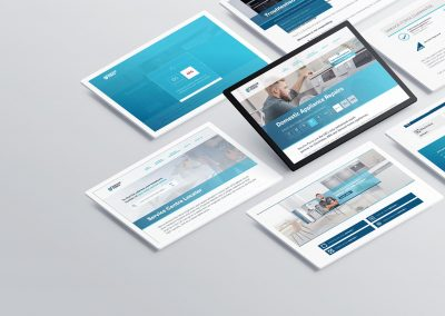 Service Force – UX/UI Website and Branding